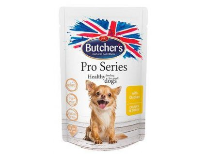 Butcher's Dog pouch kuřecí kapsa 100g