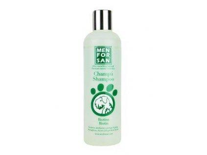 Menforsan Šampon s Biotinem 300ml