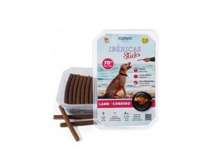 Pochoutka Ibéricas Sticks for Dog-Lamb 800g 75ks