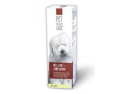 Šampon jemný pro psy 200ml PHC