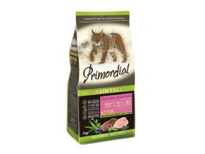 Primordial GF Cat Kitten Duck Turkey 2kg
