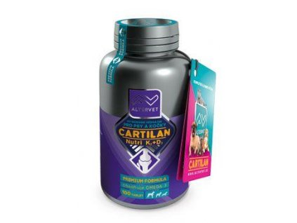 CARTILAN NUTRI K2+D3 100tbl Altervet