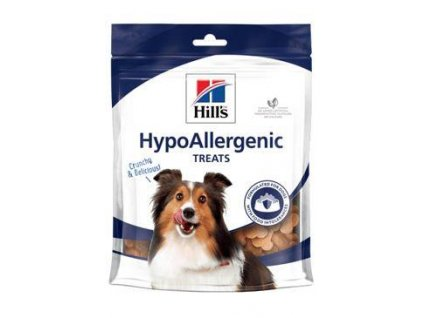 Hill's Canine poch. Hypoallergenic Treats 220g