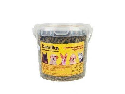 KAMILKA dopl. kolagenové krmivo pro psy 3kg