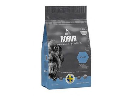 Bozita Robur DOG Senior 23/12 4,25kg