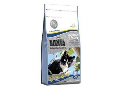 Bozita Feline Outdoor & Active 400g