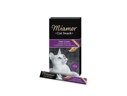 Miamor Cat Krém Malt Sýr 6x15g