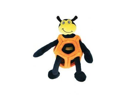 Hračka pes KONG Puzzlements Včela L