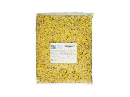 Krmivo pro Ptáky EGGFOOD yellow, vaječné s medem 1kg