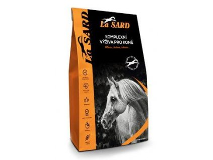 Krmivo koně LaSARD VitMin 10kg