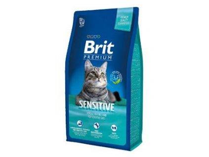 Brit Premium Cat Sensitive 8kg NEW