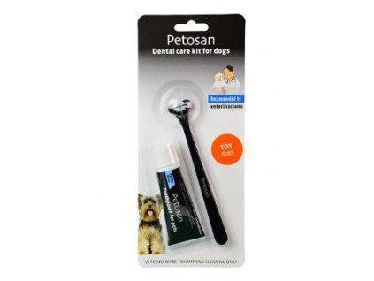 Petosan sada pro dentální hygienu Toy dog