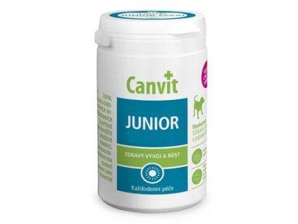 Canvit Junior pro psy ochucený 230g