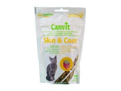 Canvit Snacks  CAT Skin & Coat 100g