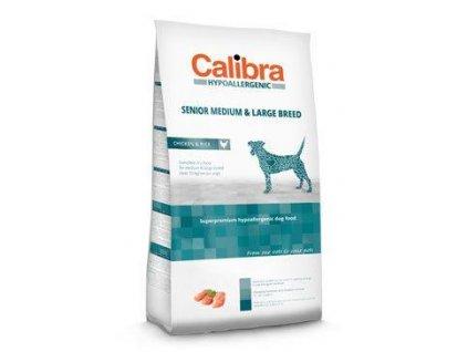 Calibra Dog HA Senior Medium & Large Chicken  3kg