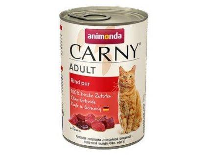 Animonda konz. kočka Adult hovězí 400g