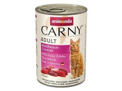 Animonda konz. kočka Adult masový koktejl 400g
