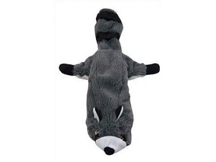 Papillon hračka plyš písk. Raccoon(mýval) 50cm