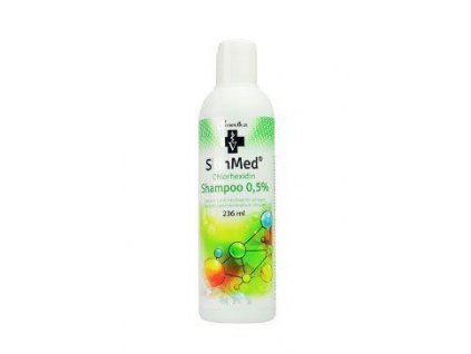 Skinmed chlorhexidin shampoo 236ml 0,5%