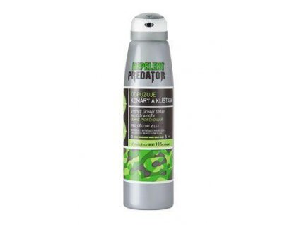PREDATOR repelent spray 150ml 16%DEET