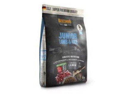 Belcando Junior Lamb Rice 4kg