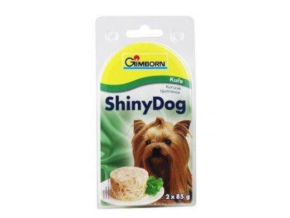 Gimdog konz. ShinyDog kuře 2x85g