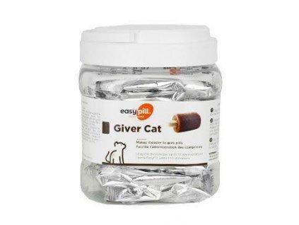 Easy Pill cat 30x10g (průhledná dóza)