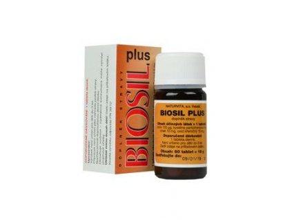 Biosil  Plus na vlasy a nehty a pleť 60tbl