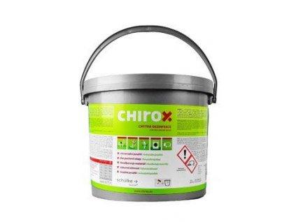 Chirox 3kg kbelík dezinfekce ploch, povrchů, zvířat
