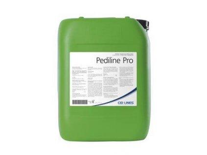 Pediline Pro 25l sol přípravek pro koupele paznehtů