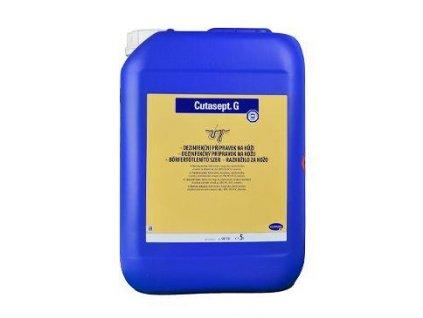 Cutasept G 5l barevný, dezinfekce kůže Bode