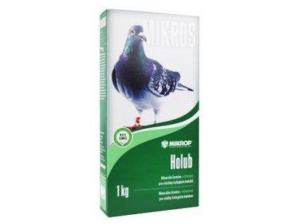 Mikros Holub s vitamíny plv 1kg krabička
