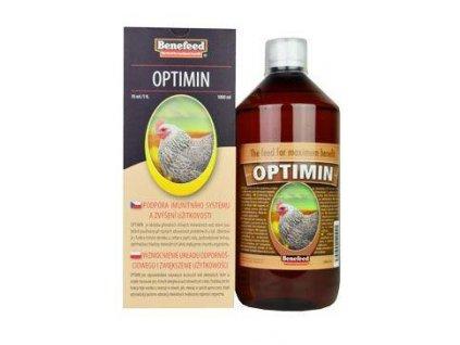 Optimin D pro drůbež 1l