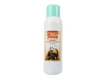 Šampon Bea Faria pro koně s přír. repelentem 500ml
