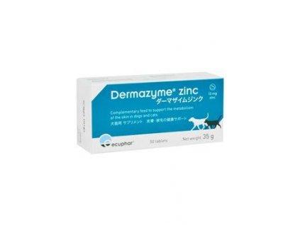 Dermazyme Zinc pro psy a  kočky 50tbl