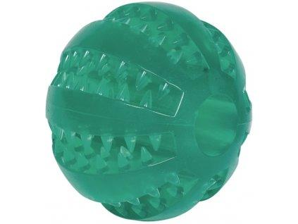 Nobby dentální hračka míček pro psy Dental Line TPR 7 cm