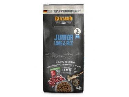 Belcando Junior Lamb Rice 12,5kg