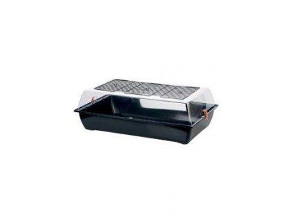 Box hlodavec INDOOR Vision XL černý/oranžový Zolux