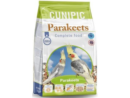 Cunipic Parakeets - Korela 1 kg