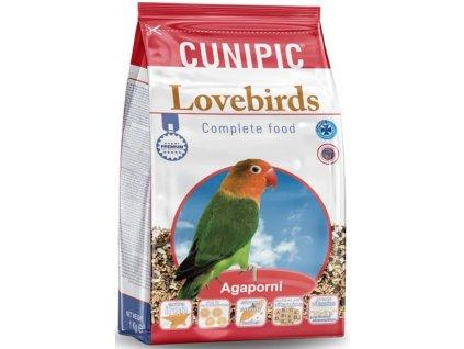Cunipic Love Birds - Agapornis 1 kg