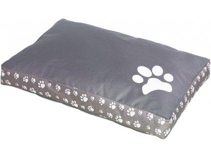 Nobby Classic matrace Zampa pro psy šedá 105 x 65 x 10 cm