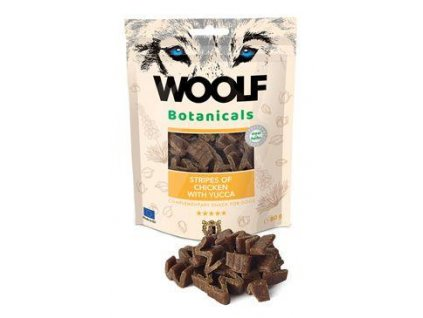 WOOLF Botanicals pochoutka Chicken 80g