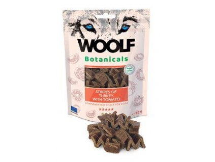 WOOLF Botanicals pochoutka Turkey 80g