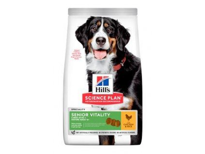 Hill's Can.Dry SP Mature Adult 5+Senior Large Br. 14kg