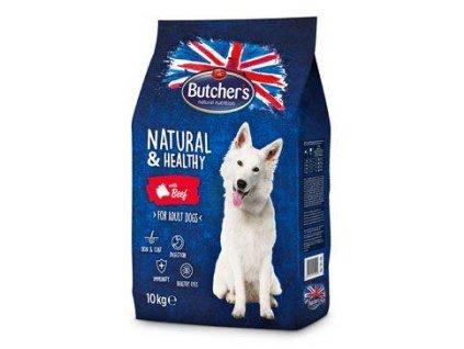 Butcher's Dog Dry Blue s hovězím masem 10kg