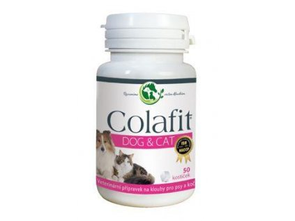 Colafit Dog & Cat 50 kostiček