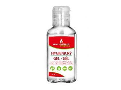 Dezinfekční gel na ruce Anti-VIRUS PROFEX 50ml