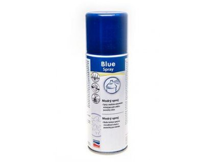 Blue Spray desinfekční sprej 200ml