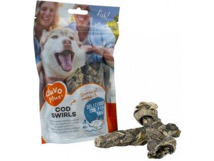 Duvo+ dog Fish! Treska cop 100 g