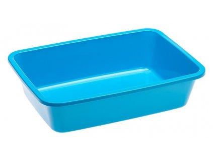 WC bez okraje - Kitty Ferplast 41,5 x 30,5 x 10,5 cm